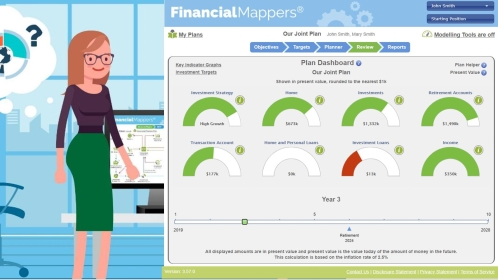 Screenshot of Moneysmart