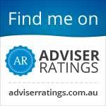 Visit my profile on Adviser Ratings