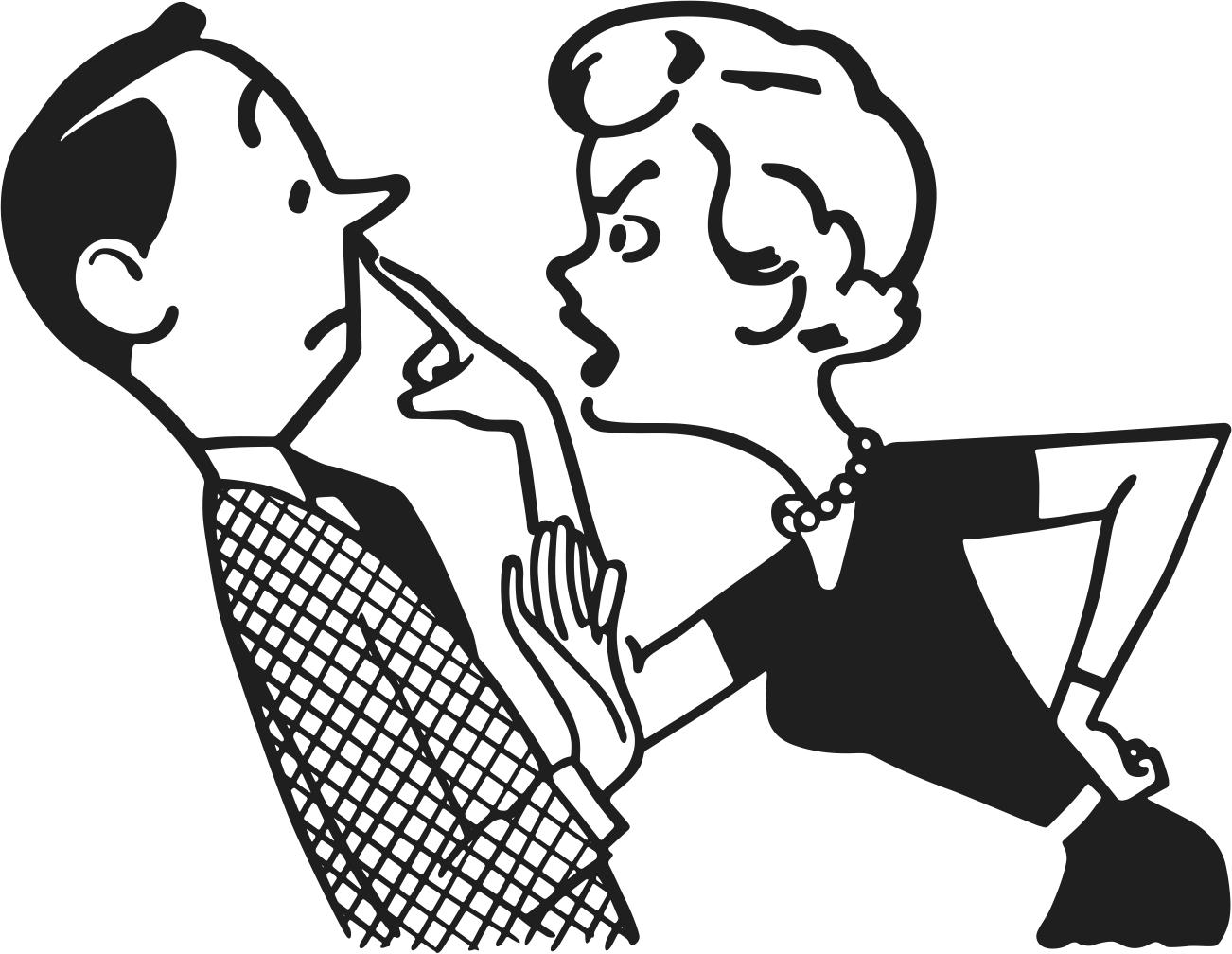 Другу, смешные картинки муж и жена спорят